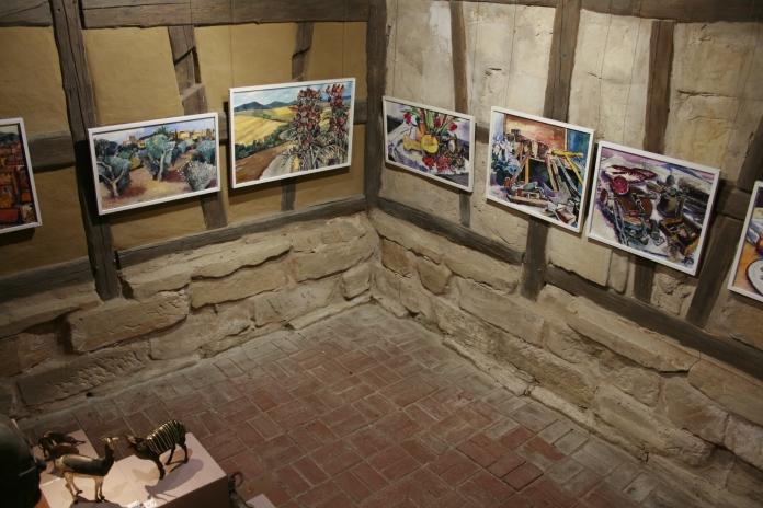 Foto Ausstellung Pettensiedl
