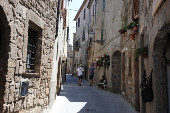 Malkurs: In den Gassen von Pitigliano