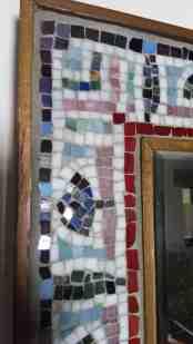 Foto Mosaikspiegel
