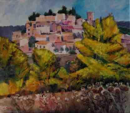 Foto Ölbild Semproniano