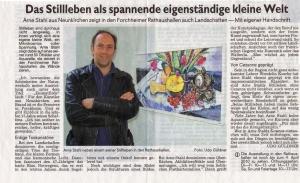 Artikel Forchheimer Zeitung